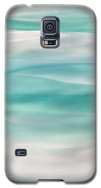 Galaxy S5 Case featuring the photograph Tranquil Turmoil by Az Jackson