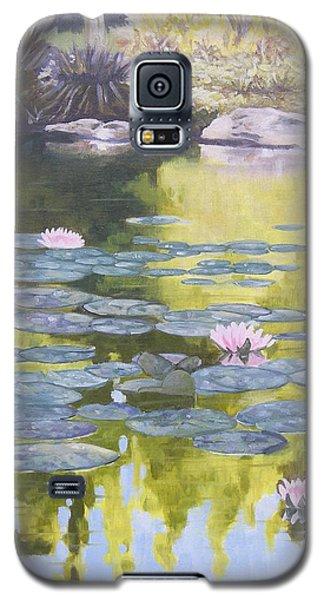 Tranquility IIi Furman University Galaxy S5 Case