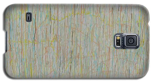 Galaxy S5 Case featuring the painting Tranquility by Jacqueline Athmann