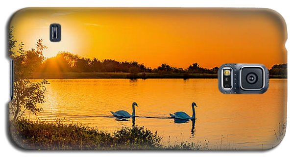 Tranquility Galaxy S5 Case
