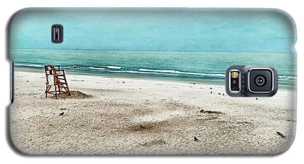 Tranquility On Tybee Island Galaxy S5 Case