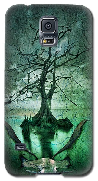 Tranquility Tree Galaxy S5 Case