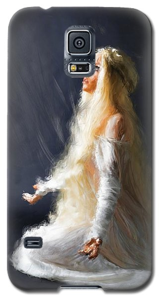 Transcendence One Galaxy S5 Case by Dave Luebbert