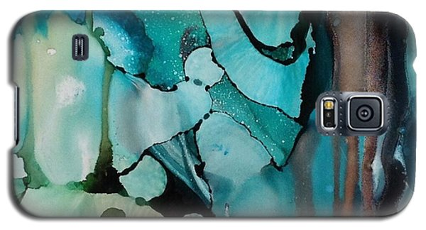 Transcendence Wth Goddess Galaxy S5 Case by Suzanne Canner