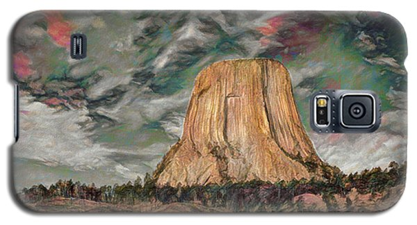 Transcendental Devils Tower Galaxy S5 Case
