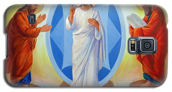Transfiguration Of Jesus Galaxy S5 Case by Svitozar Nenyuk