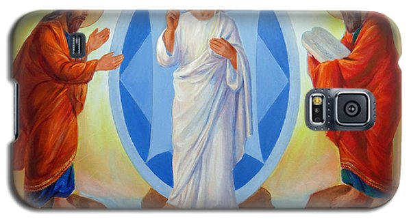 Transfiguration Of Jesus Galaxy S5 Case