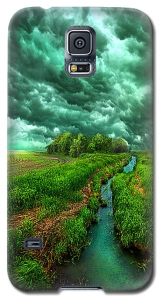 Transformation Galaxy S5 Case