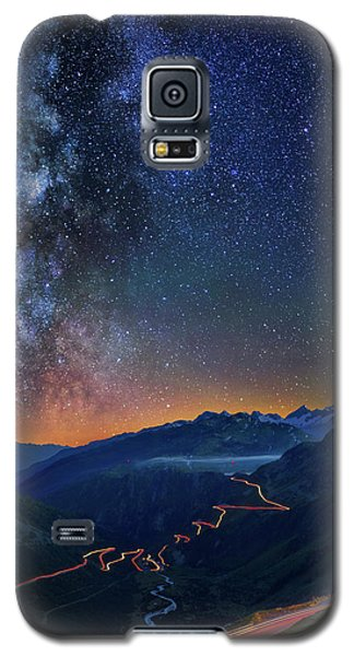 Transience And Eternity Galaxy S5 Case