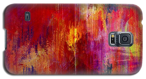 Transition - Abstract Art Galaxy S5 Case