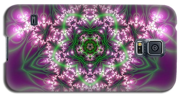Transition Flower 5 Beats Galaxy S5 Case by Robert Thalmeier