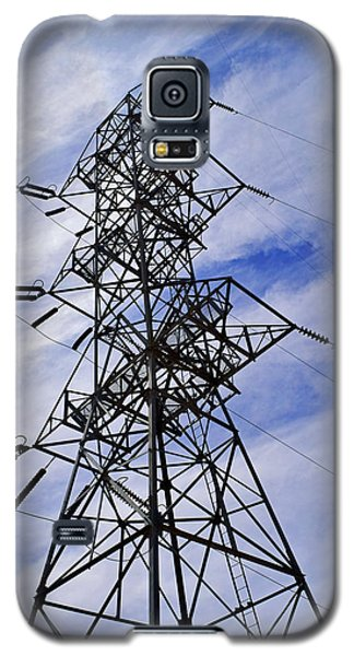 Transmission Tower No. 1 Galaxy S5 Case by Sandy Taylor