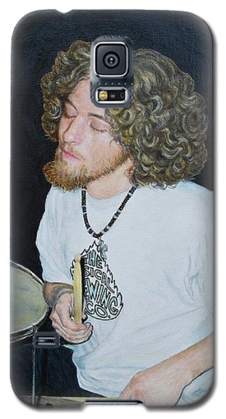 Transported By Music Galaxy S5 Case