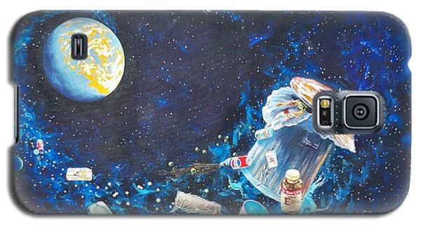 We Loved Earth At One Time - Yes We Did. Galaxy S5 Case
