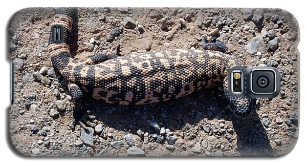 Traveler The Gila Monster Galaxy S5 Case