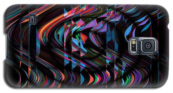 Traveling Through The Night Sky Galaxy S5 Case by Ann Johndro-Collins