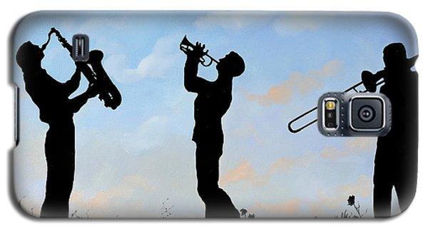 Trumpet Galaxy S5 Case - tre by Guido Borelli