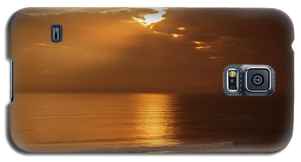 Treasure  Coast Sunrise Galaxy S5 Case