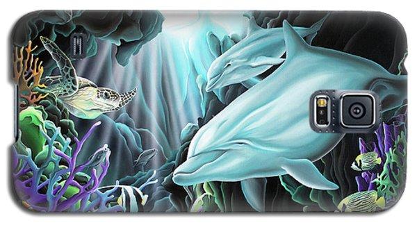 Treasure Hunter Galaxy S5 Case
