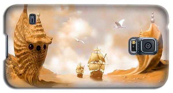 Treasure Island Galaxy S5 Case by Alexa Szlavics