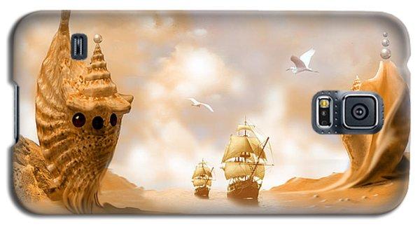 Treasure Island Galaxy S5 Case