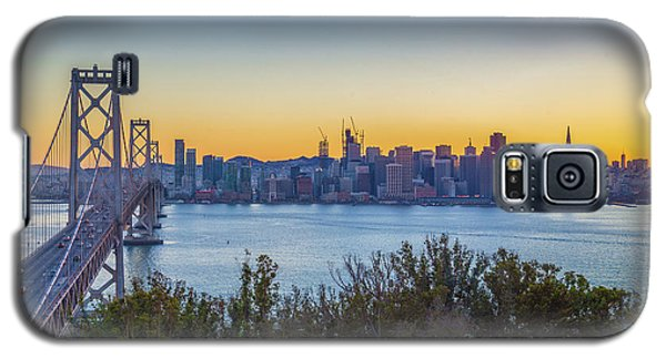 Treasure Island Sunset Galaxy S5 Case by JR Photography