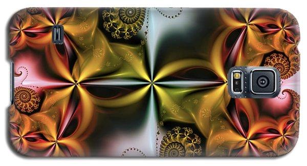 Galaxy S5 Case featuring the digital art Treasure by Karin Kuhlmann