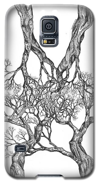 Tree 12 Galaxy S5 Case
