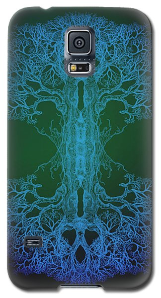 Tree 13 Hybrid 2 Galaxy S5 Case