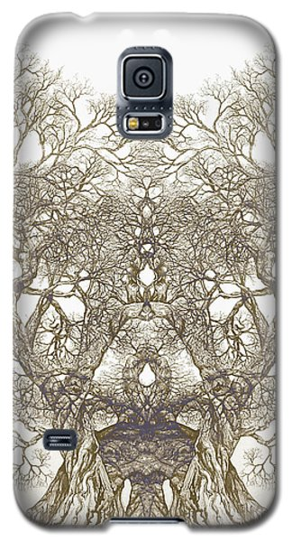 Tree 20 Hybrid 1 Galaxy S5 Case
