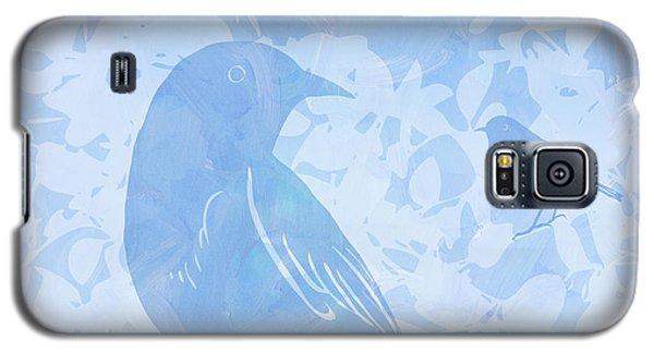 Tree Birds I Galaxy S5 Case