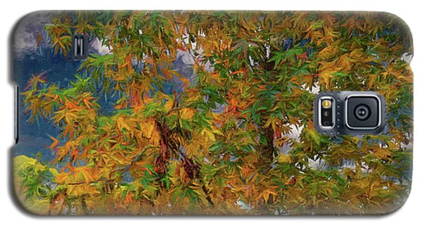 Tree By The Bridge Galaxy S5 Case