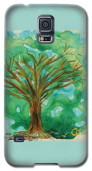 Tree Galaxy S5 Case