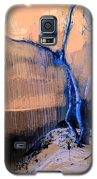 Tree Dancing On The Edge Galaxy S5 Case