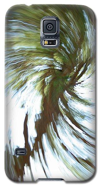 Tree Diptych 1 Galaxy S5 Case