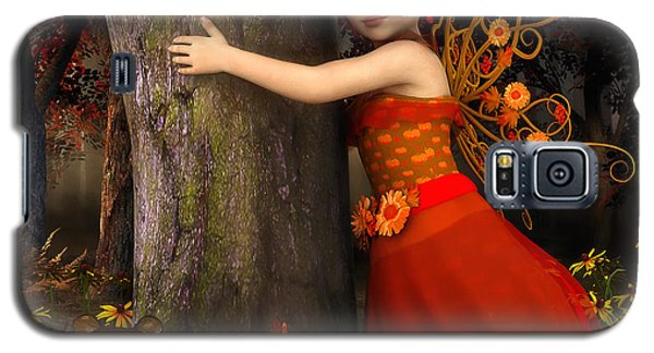 Tree Hug Galaxy S5 Case