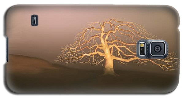 Tree In Winter I Galaxy S5 Case