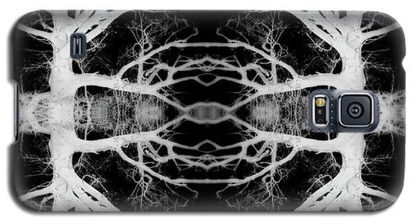 Tree Kaleidescope  Galaxy S5 Case