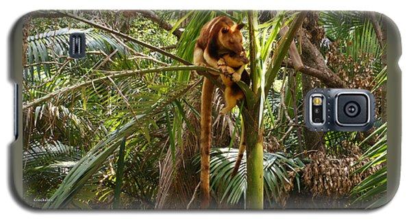 Tree Kangaroo 2 Galaxy S5 Case