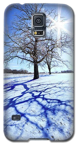 Galaxy S5 Case featuring the photograph Tree Light by Phil Koch