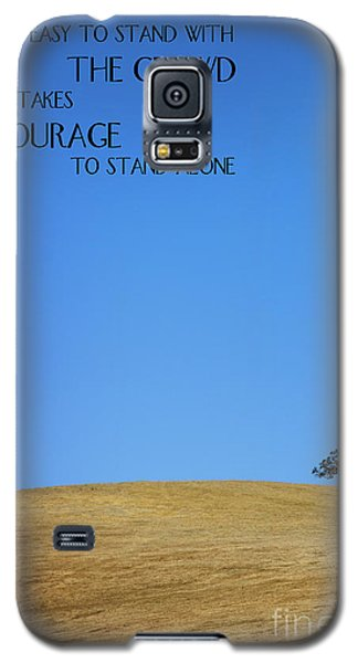 Tree Of Courage Galaxy S5 Case