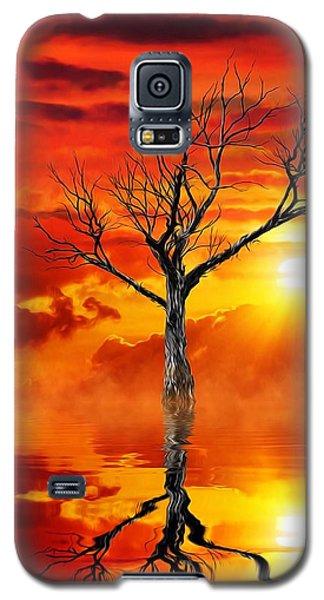 Tree Of Destruction Galaxy S5 Case