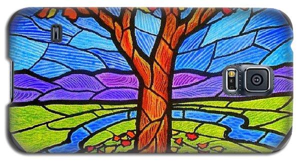 Tree Of Grace - Autumn Galaxy S5 Case
