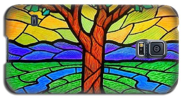 Tree Of Grace - Summer Galaxy S5 Case