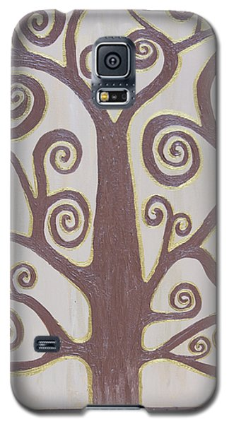 Tree Of Life Galaxy S5 Case by Angelina Vick