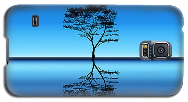 Galaxy S5 Case featuring the photograph Tree Of Life by Bernd Hau