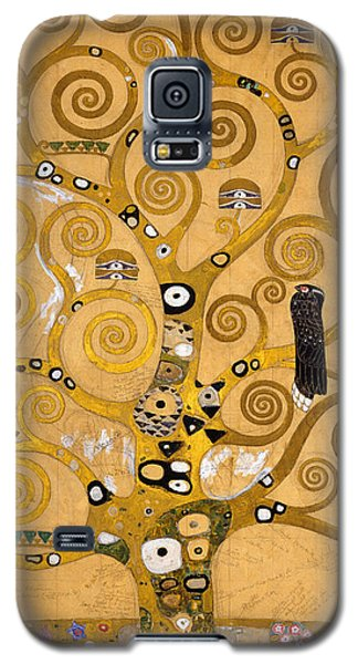 Tree Of Life Galaxy S5 Case by Gustav Klimt