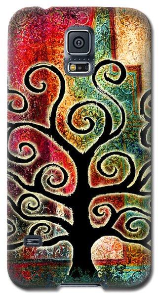 Tree Of Life Galaxy S5 Case