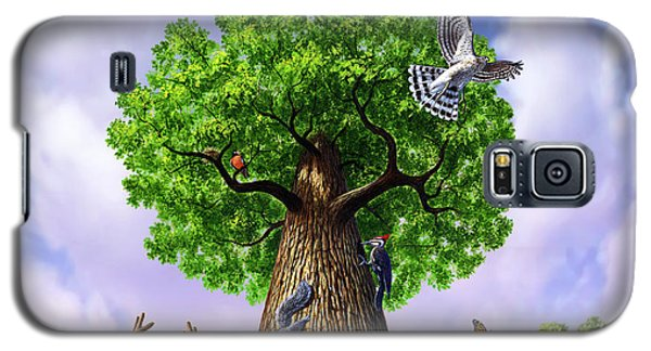Tree Of Life Galaxy S5 Case by Jerry LoFaro
