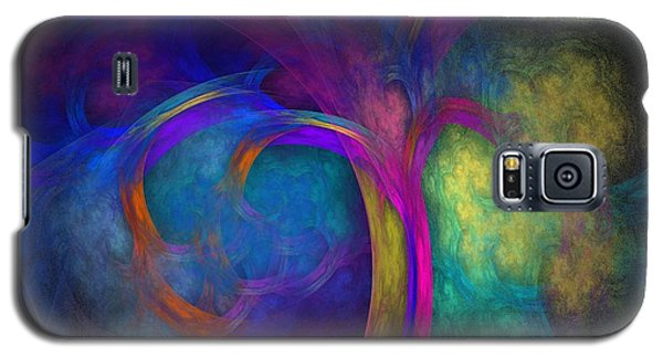Tree Of Life Galaxy S5 Case by Lyle Hatch
